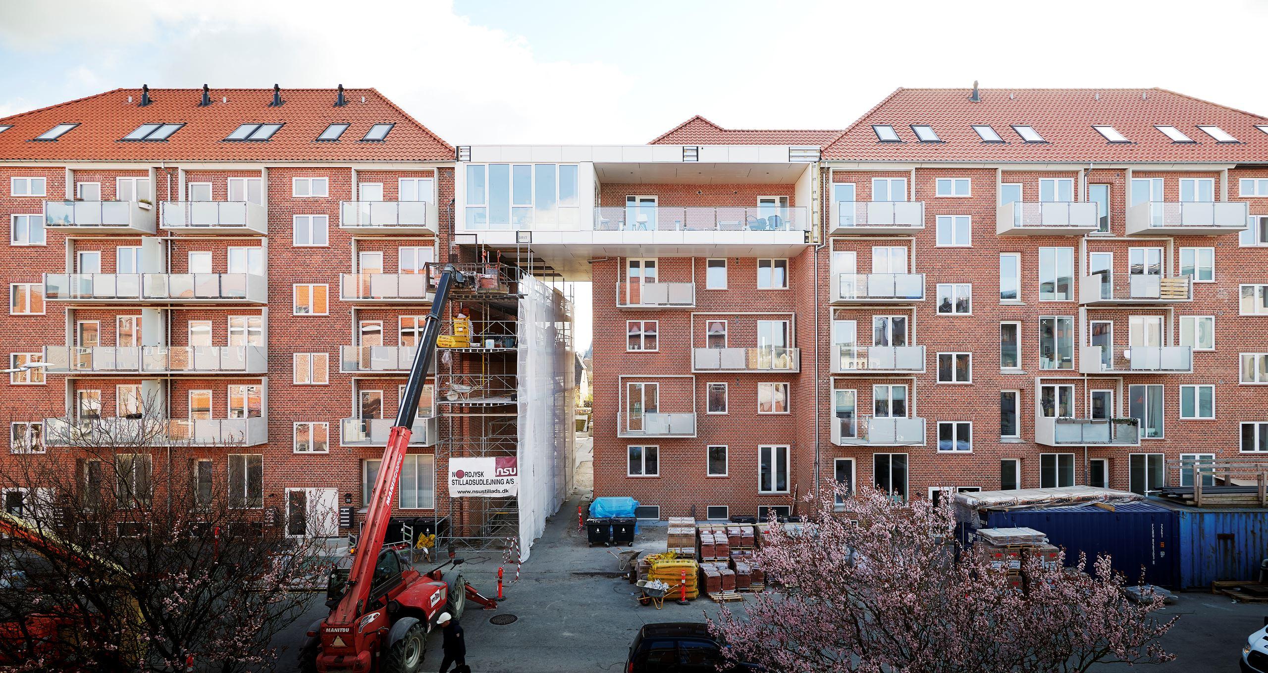 Henning Smiths Vej – Himmerland Boligforening