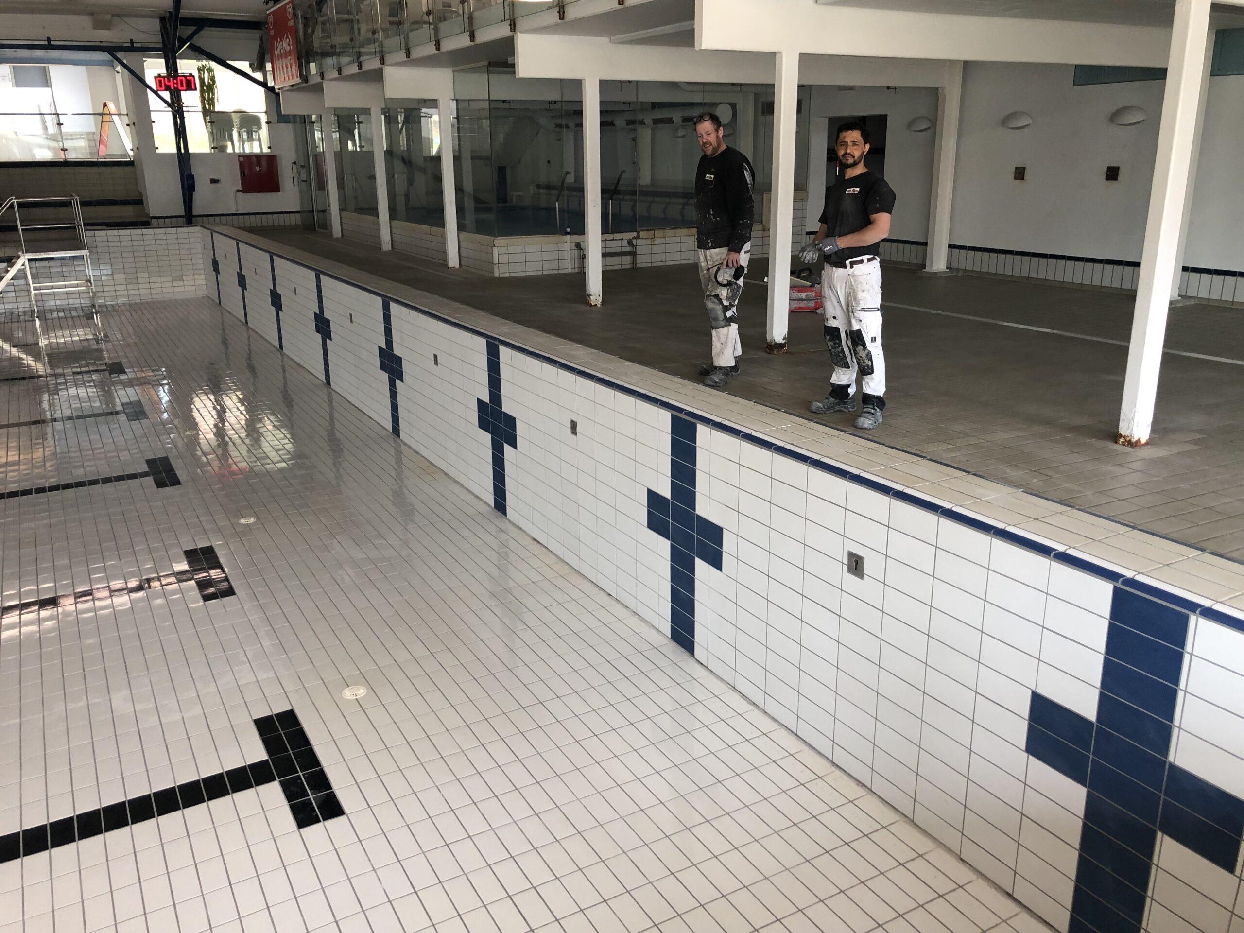 Nørresundby Idrætscenter – Svømmehallen